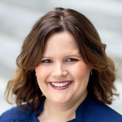 Sarah McGeary headshot